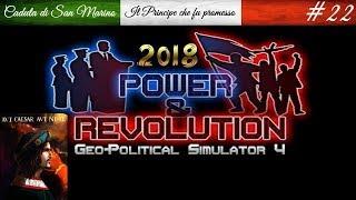 Geopolitical Simulator 4 P&R 2018 Italia Borgia: #22