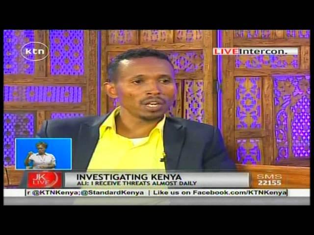 Jeff Koinange Live with Award winning Investigative Journalist Mohammed Ali part 2