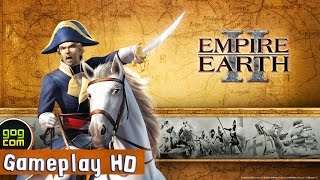 Empire Earth 2 Gameplay (PC HD)