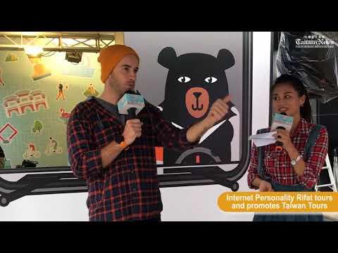 Pop-up VR exhibits promote Taiwan bus tours