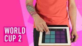 World Cup 2 - Electro Drum Pads 24