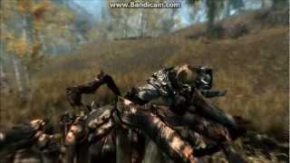 Talking Animals Mod Trailer - The Elder Scrolls 5: Skyrim (No Music)