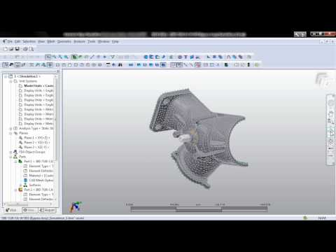 Algor Simulation 2011 — AutoCAD And Autodesk Inventor Support