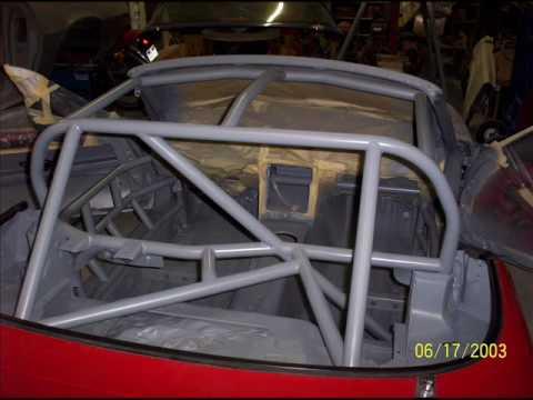 painting a spec miata race car youtube. Black Bedroom Furniture Sets. Home Design Ideas