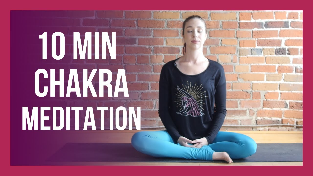 Guided Chakra Affirmation Meditation - Energy Balance Meditation