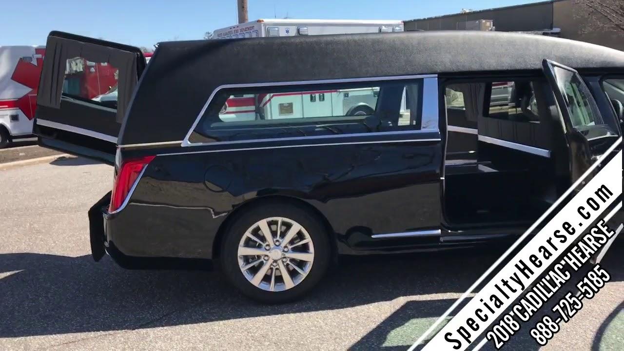2018 Cadillac Federal Kensington Funeral He