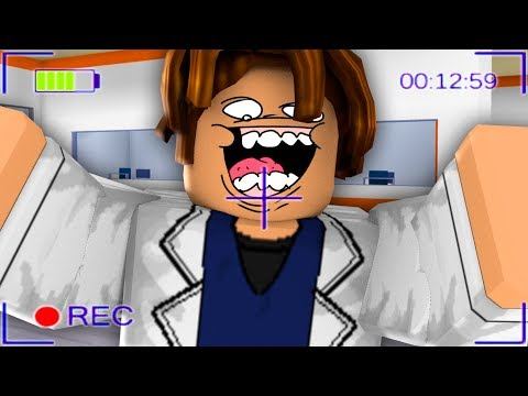 ROBLOX DOCTOR LETS ADMIN POWERS GET TO HIM (FREAKOUT)