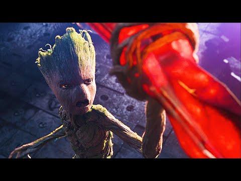 스톰브레이커 제작 장면 | 어벤져스: 인피니티 워 (Avengers: Infinity War, 2018) [4K]