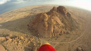 Awesome Onboard RC flight at Spitzkoppe, Namibia