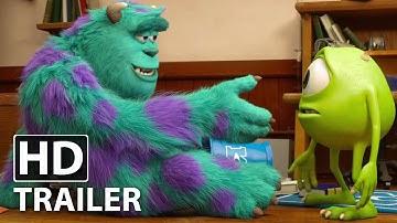 Die Monster Uni - Trailer (Deutsch | German) | HD | Monster AG 2