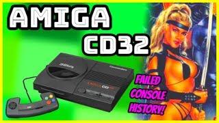 Why The Commodore Amiga CD32 Failed! - Full Console History!