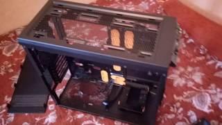 оНЛАЙН ТРЕЙД.РУ - Корпус BeQuiet PURE BASE 600 black/orange ATX BGW20 Window