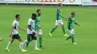 KPV - FC Haka la 5.8.2017 - Ottelukooste