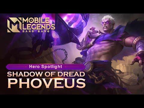 Hero Spotlight | Phoveus | Shadow of Dread | Mobile Legends: Bang Bang