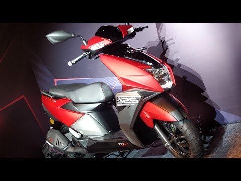 2018 TVS NTorq 125 Launch - Live | MotorBeam