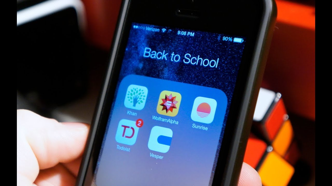 5 back to school apps for iOS | Pocketnow
