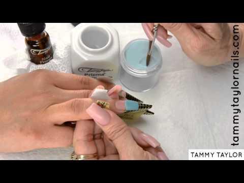 ♡ Tammy Taylor California Sunset Prizma Acrylic Collection Demos