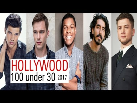 100 Young Male Actors Under 30 - Hollywood Rising Stars 2017