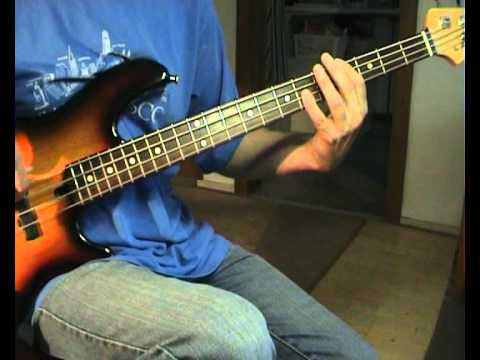 Ub40 Red Red Wine Bass Cover Youtube