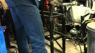 Mini Lathe Stand Part 6