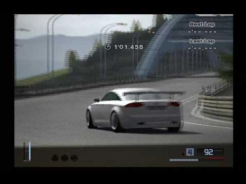 GT4 Audi Nuvolari Quattro @ Grand Valley Speedway
