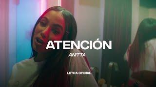 Anitta - Atención (Lyric Video) | CantoYo
