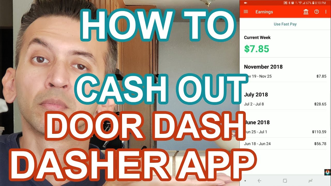 How To Use Fast Pay in Door Dash Dasher App