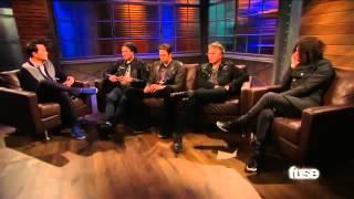 Mark Hoppus interviews Tom Delonge During Blink-182 Hiatus