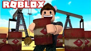 SO MUCH OIL! -Roblox Oil Simulator English