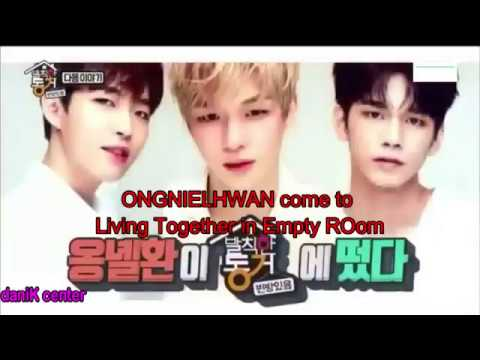 ENG SUB] Teaser Living Together in Empty Room (OngNielHwan) - YouTube