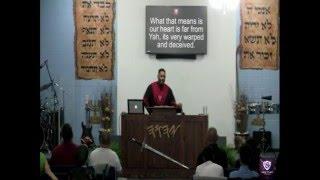 Sabbath Service 01-09-16| The Ruach HaKodesh