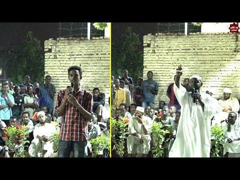 منتدى الوسط ( حقيقة هؤلاء ) مداخلة الإشتراكي صاحب العشب / مع الشيخ ابوبكر اداب
