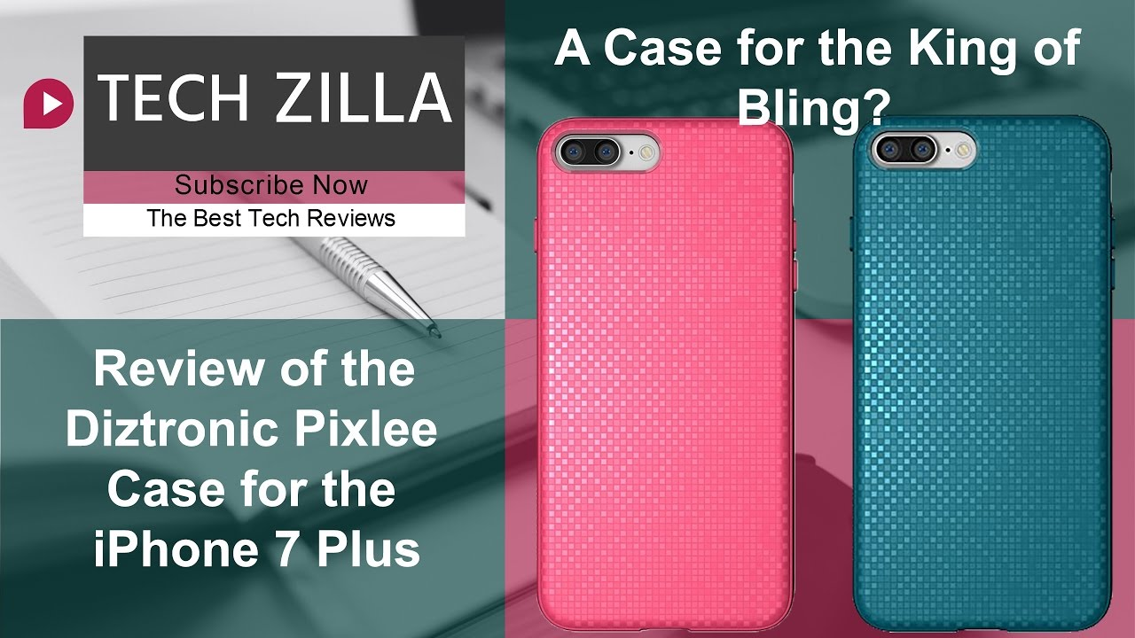 best sneakers 4251f 1f3d1 iPhone 7 Plus Diztronic Pixlee Case Review