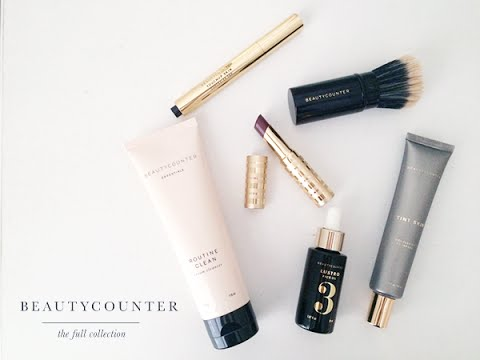 beautycounter the complete guide to skincare and makeup