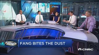 FANG bites the dust, is the trade in trouble