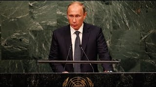 'Do you realise what you've done?' Putin addresses UNGA 2015 (FULL SPEECH) thumbnail
