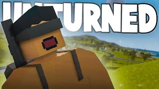 Unturned 3.18.2.0 Blindfolds & HUGE Cave! (Two New Cave Looting Locations)