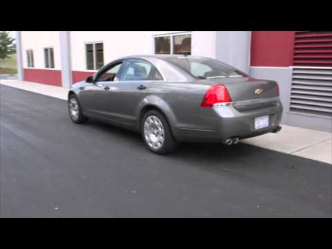 2011 Chevrolet Caprice Kooks Long Tube Headers and mid pipe with ...