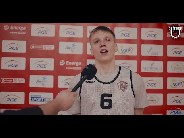 Przed meczem PGE Spójnia Stargard - Polski Cukier Toruń