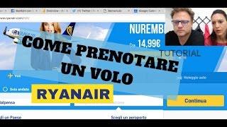 Come prenotare un volo Ryanair online - Tutorial acquisto biglietti low-cost screenshot 3
