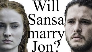 Download Will Sansa marry Jon Snow? Mp3 and Videos