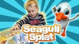 😷 Seagul Splat 🐦 - SpielzeugTester - Julian😂