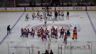 Continuous shootout - Montreal Canadiens Skills Competition 1/20/19