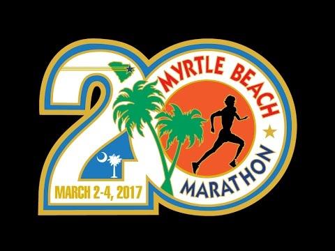 2017 Myrtle Beach Marathon & Half Marathon