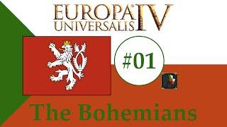 Europa Universalis IV - The Bohemians Achievement #01