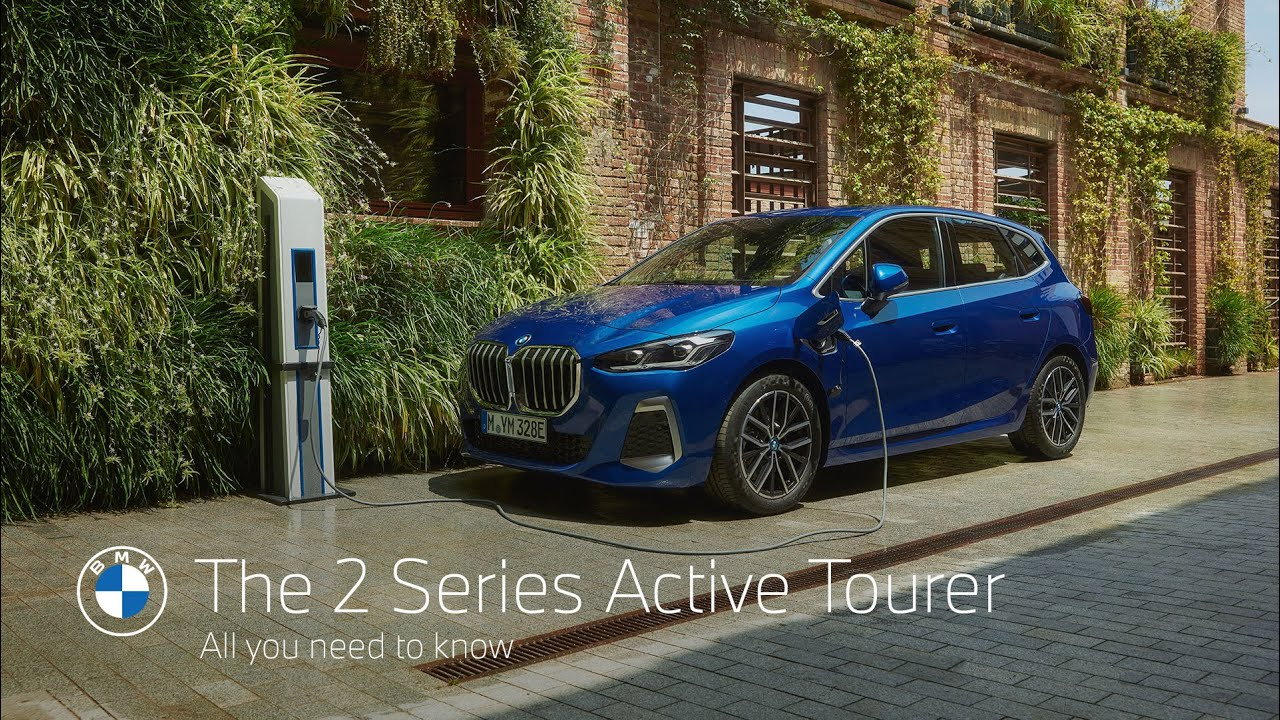 The all-new BMW 2 Series Active Tourer. All you need to know.