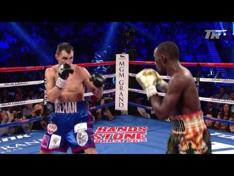 Crawford-Postol Highlights