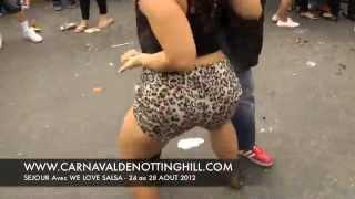 CARNAVAL DE NOTTING HILL 2012 avec We Love Salsa