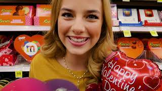 Valentine Shopping For Our CRUSHES! (Addy and AJ)