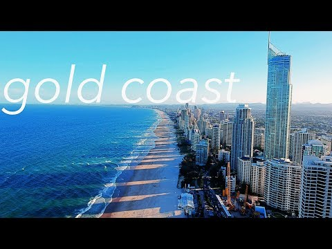 The Gold Coast with no crowds // Queensland, Australia